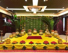 Wedding Diy Ceremony Backdrop Decor For 2019 Wedding Hall Decorations, Desi Wedding Decor, Diy Wedding Backdrop, Marriage Decoration, Wedding Mandap, Engagement Decorations, Backdrop Decorations, Baby Shower Decorations, Backdrops