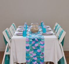 Little Big Company | The Blog: A Whimsical Under the Water Mermaid Party by Lottie and Me