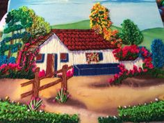 Bordado Guatemalteco octubre 2014 Embroidery Needles, Ribbon Embroidery, Embroidery Art, Arte Quilling, Magic Hands, Thread Painting, Chrochet, Rug Hooking, Textile Art
