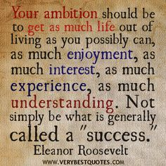 Inspirational quotes by Eleanor Roosevelt Joy Quotes, Quotable Quotes, Daily Quotes, Success Quotes, True Quotes, Great Quotes, Words Quotes, Quotes To Live By, Motivational Quotes