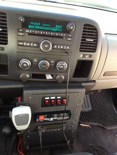 06 Dodge Ram Custom Console I Made Ham Radio Things