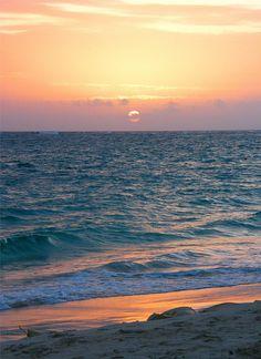 """Sand Water Sky"""