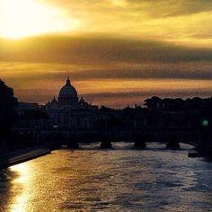 Rome ❤️ Vatican ❤️ Tiber River