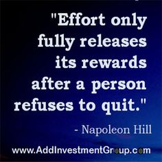 Effort only fully releases its rewards … #DoSomethingDifferent #Motivation #Inspiration #Quotes #Inspire #Inspired