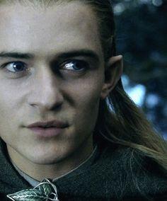 "Legolas - ""The white wizzard approaches"""