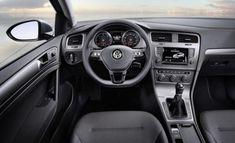 2014 Volkswagen Golf MK7 Car Magazine, Latest Cars, Volkswagen Golf, Diesel, Vehicles, Model, Interior, Candle, Wolfsburg