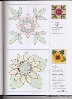 Aplicaciones para Quilts - Majalbarraque M. - Álbuns da web do Picasa
