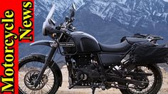 ROYAL ENFIELD - Himalayan Presentation | H2 CARBON makes headaches | Mot...