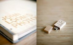 John Loomis Photography Portfolio book/flash drive  ...A flash drive, ladies and gentlemen.  A.  Flash.  Drive.
