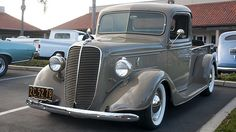 1937 Ford Pickup | Flickr - Photo Sharing!...Re-pin Brought to you by agents at #HouseofInsurance in #EugeneOregon for #CarInsurance