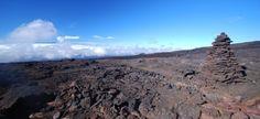 Výstup na sopku Mauna Loa na Havaji cestou Observatory trail