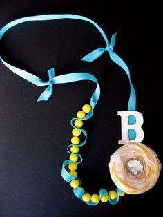 kiki creates: Fancy necklace tutorial