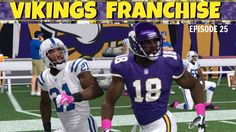 Madden 16 (Xbox One) Minnesota Vikings Owner Mode Franchise - EP25 (Year 2, Week 6 vs Indianapolis)