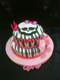 Torta Monsters High