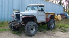 Extreme Willys Wagons and Trucks - Page 5 - Pirate4x4.Com : 4x4 and Off-Road Forum