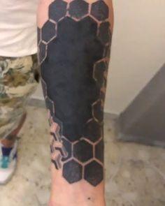Mermaid Tattoos, Girl Tattoos, Tattoos For Guys, Tatoos, Forearm Cover Up Tattoos, Cover Up Tattoos Before And After, Squid Tattoo, Hannya Mask Tattoo, Blackout Tattoo