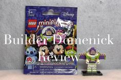 LEGO Buzz Lightyear Minifigure 71012-3 Disney Series Review