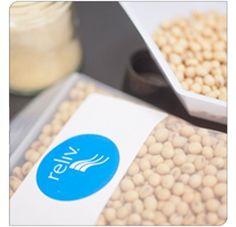 Soy beans!