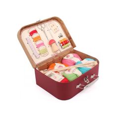 Knitting Kit Suitcase by Moulin Roty - £39.00 - Little Citizen's Boutique