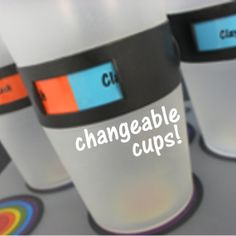 Personalized Cups that Changes Names by MyColourCup on Etsy, $5.85
