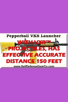 🙆😔 The popular Pepperball VKS Laser Fire System is a perfect choice for defending yourself against any potential home invasions - burglaries or attackers. It's powerful and effective - and is sure to give you the advantage in any situation. High Impact Battery - The Pepperball VKS Laser Fire System is an... #personalsecurityguard #personalsecurityproducts #personalsecurityselfdefense #personalsecurityvideos #personalsecuritydetail Personal Security, Personal Safety, Personal Defense, Self Defense, M4 Carbine, Plastic Pellets, Magazine Storage, High Energy, Control System