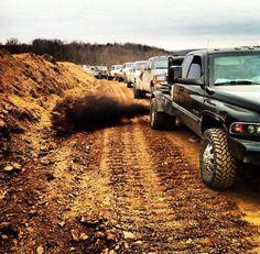 Welder ready More Ram Trucks, Dodge Trucks, Diesel Trucks, Cool Trucks, Cummins Turbo Diesel, Dodge Cummins, 3rd Gen Cummins, Rig Welder, Welding Beds