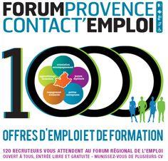 Forum emploi Provence Contact'Emploi de Digne