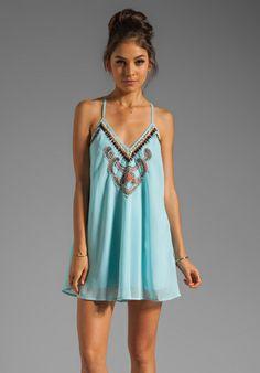 6 SHORE ROAD On the Rocks Dress in Caribbean - Dresses