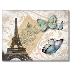 Custom Paris Effiel Tower Butterfly Wedding Invitation created by ThemeWeddingBoutique. This invitation design is available on many paper types and is completely custom printed. Butterfly Wedding Invitations, Engagement Party Invitations, Save The Date Invitations, Save The Date Postcards, Wedding Invitation Sets, Bridal Shower Invitations, Custom Invitations, Invite, Paris Bridal Shower