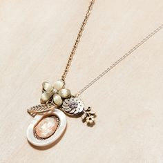 Love Song Necklace now featured on Fab.