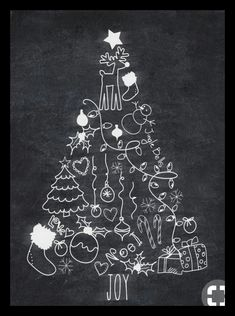 I should wipe the floor: a free chalk for printable Christmas tree . printables christmas printables before christmas printables before christmas printables free christmas printables Christmas Tree Cards, Noel Christmas, Simple Christmas, Christmas Crafts, Christmas Decorations, Christmas Ornaments, Amazon Christmas, Christmas Christmas, Scandi Christmas