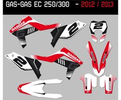 GASGAS  EC année 2012 et 2013