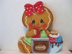 hp gingerbread man - Google Search