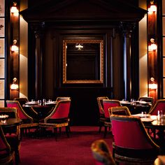 The NoMad, New York City This new hotel is the first US project from designer Jacques Garcia of Paris's Hotel Costes, and has a food-and-beverage program from the team behind NYC's renowned Eleven Madison Park. Chef Daniel Humm's menu focuses on family-style dishes cooked over an open hearth while mixologist Leo Robitschek creates cocktails with names like Hot Lips, a spicy drink made with pineapple, vanilla, mezcal and jalapeño-infused blanco tequila. thenomadhotel.com.
