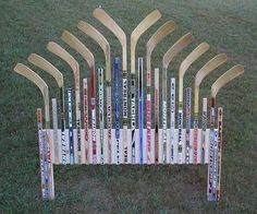 Too bad we only have 1 hockey stick in the collection...