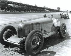 Chet Gardner #18 Buckeye Spl Duesenburg/Duesenberg - 1930 Indianapolis 500