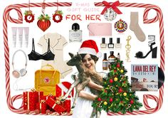 THE FASHION SUNDAE: X-Mas Gift Guide: For Her
