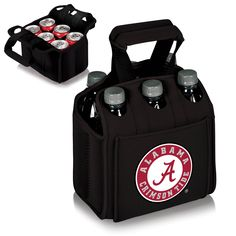 Alabama Crimson Tide 6 Pack Cooler by Picnic Time