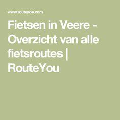 Fietsen in Veere - Overzicht van alle fietsroutes | RouteYou