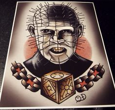 hellraiser - Not one I would get but still pretty cool