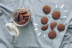 Galletas DOBLE chocolate, ¡y veganas