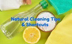 6 Must-Try Natural Cleaning Shortcuts | Care2 Healthy Living
