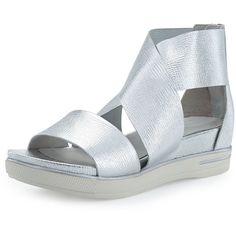 Eileen Fisher Sport Flatform Sneaker Sandal