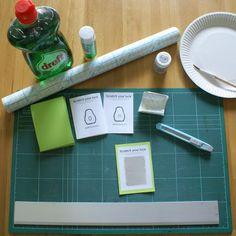 Pequenos Crafters: Experiências