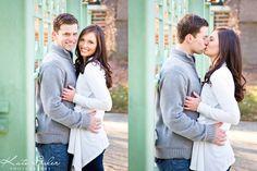 Kate Saler Photography: Dustin & Laura's Cranbrook Engagement Session www.katesalerphotography.com