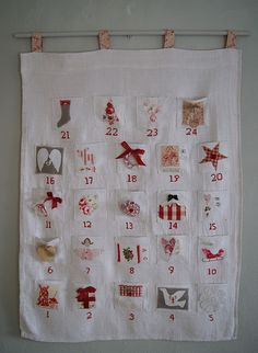 Gorgeous Advent Calendar