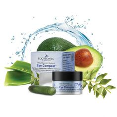 Shop Eco By Sonya Driver's Eye Compost. This supernaturally bright eye cream with Vitamin C reduces the appearance of dark circles, wrinkles & fine lines. Safe Cosmetics, Eye Cream For Dark Circles, Blue Pigment, Natural Eyes, Skin Elasticity, Organic Skin Care, Good Skin, Compost, Aloe Vera