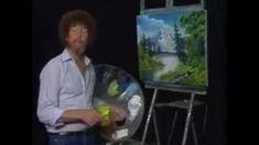 bob ross joy of painting full episode - YouTube