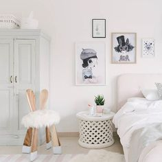 White on blush. ♡ The perfect possie from @houseofhawkesore x #littlegathererkids #littlegathererspaces