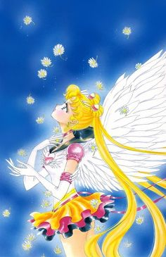 Naoko Takeuchi, BSSM Original Picture Collection Vol. V, Sailor Moon